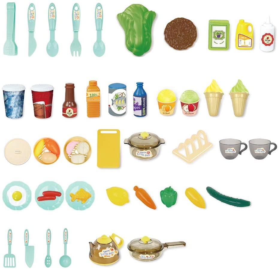 2021 Hot kitchen sets toys kids kitchen toys spraying mist kitchen toy pretend for children