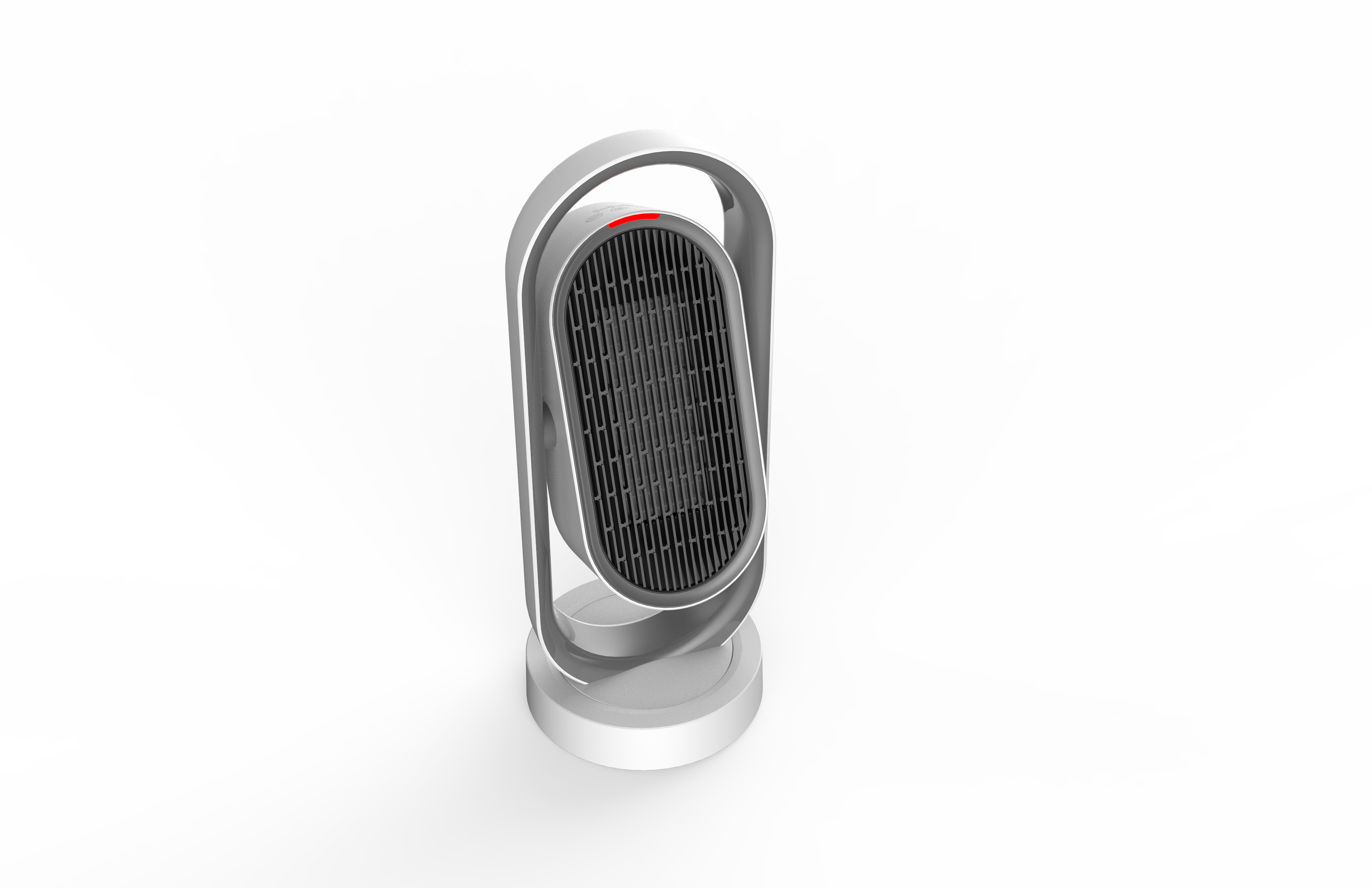 Electric Portable Heating Room Heater Fan With Remote Control