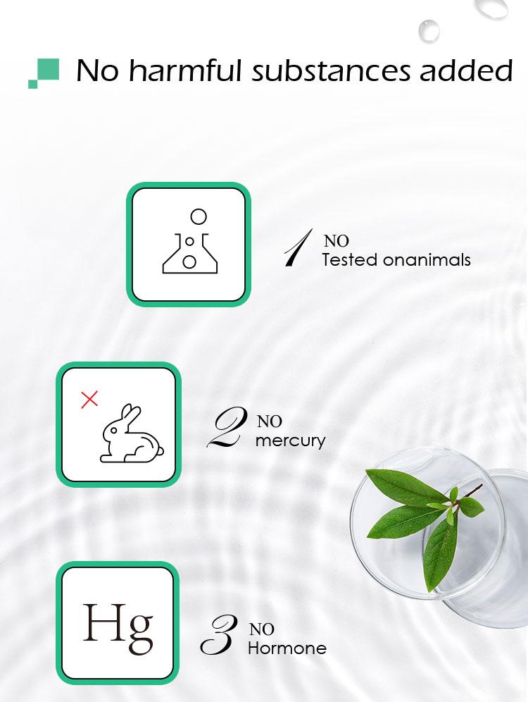 Оптовая продажа, органические натуральные китайские травы, увлажняющие листы для лица, маска против акне, листы для лица