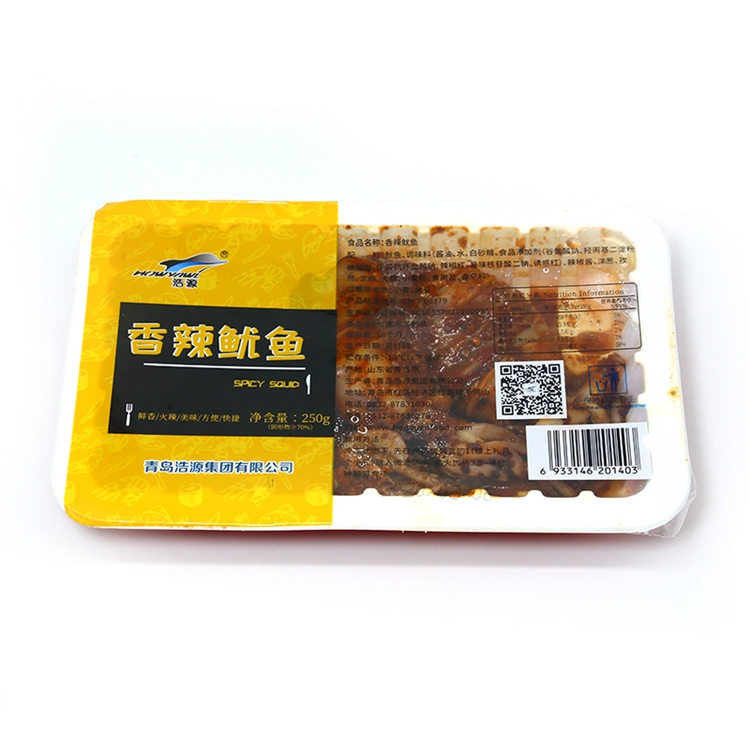Promotional Various Durable Using Squid Snack Frozen Spicy Squid