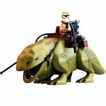 8 шт. Звездные войны 9 мандалорские Poe Dameron Sith Stormer Kare Dunn Raider модель строительные блоки Обучающие Фигурки игрушки для детей(Китай)