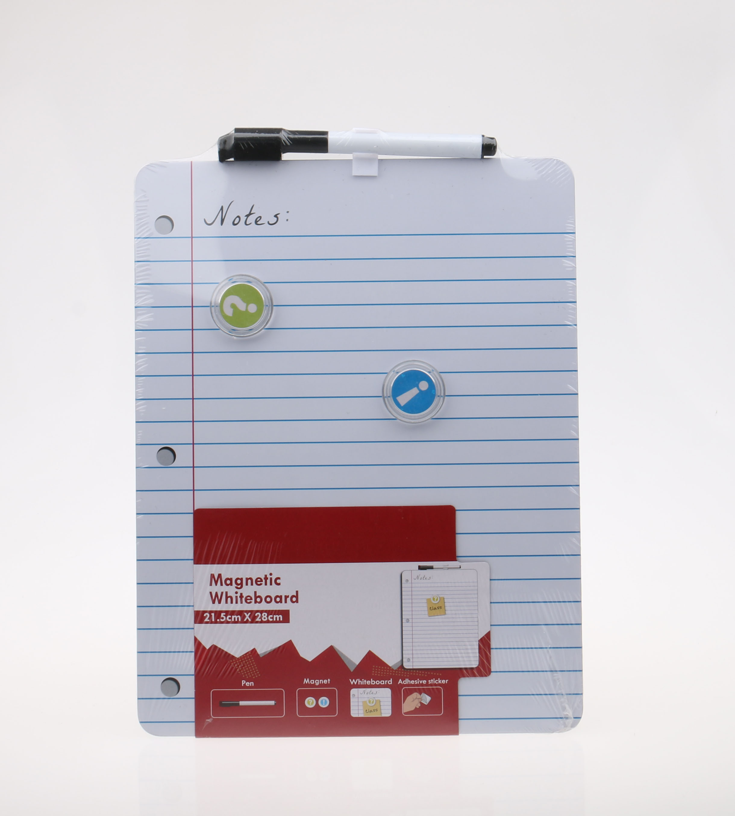 29*29cm Cheap Price Dry Erase Board Lapboard Magnetic Erasable Whiteboard For Classroom Teaching