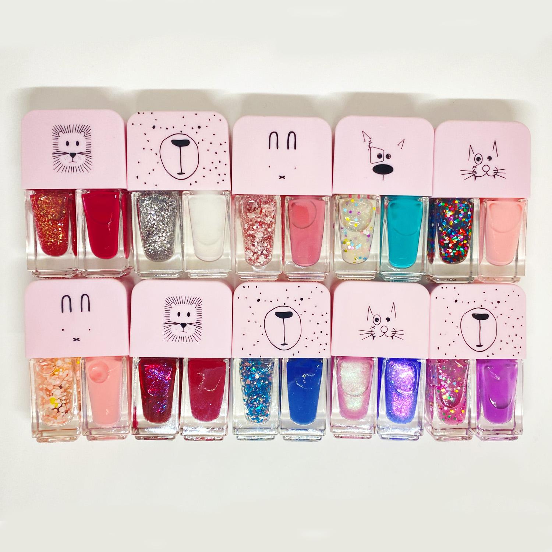 Private label OEM&ODM 30 colors gel nail polish kit set