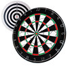 Flocking dart boarddart board