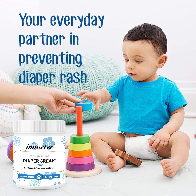 Фирменная торговая марка, уход за кожей ребенка, Органический Детский бальзам, питательный Детский Крем для подгузников