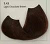 5.43 Light Chocolate Brown