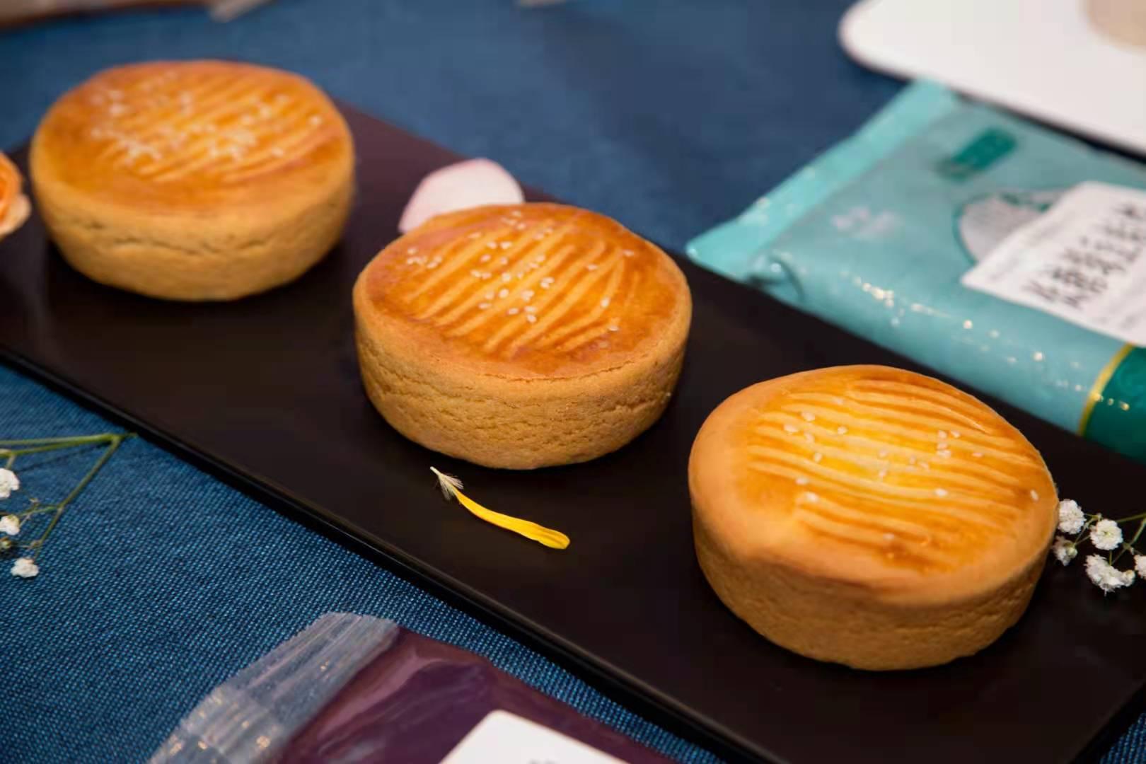 New Hot-selling Bulk Multi-flavor Red Bean Paste Lotus Paste Pastry Moon Cakes