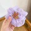 91#Pure Purple Hair Tie