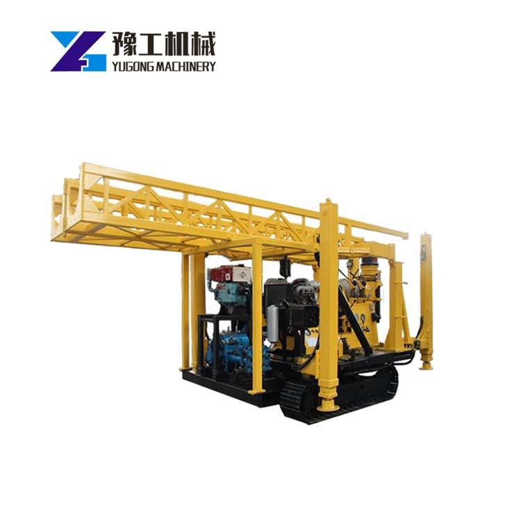 Diamond exploration soil testing drill rigs