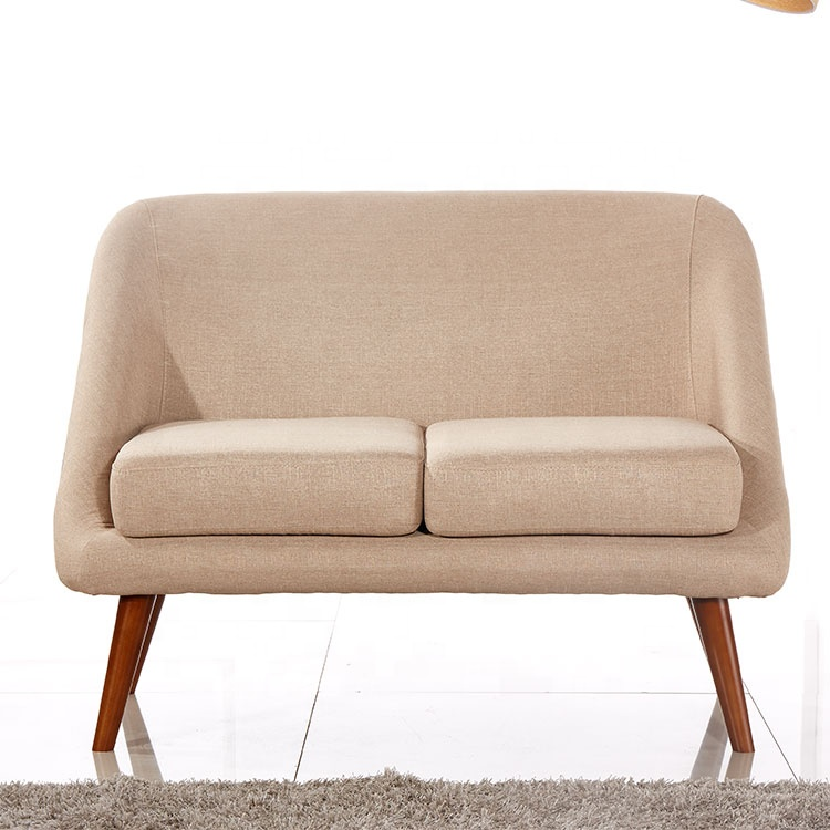 Modern luxury round sofa frame living room home sofa