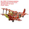 1690-15 Antique airplane