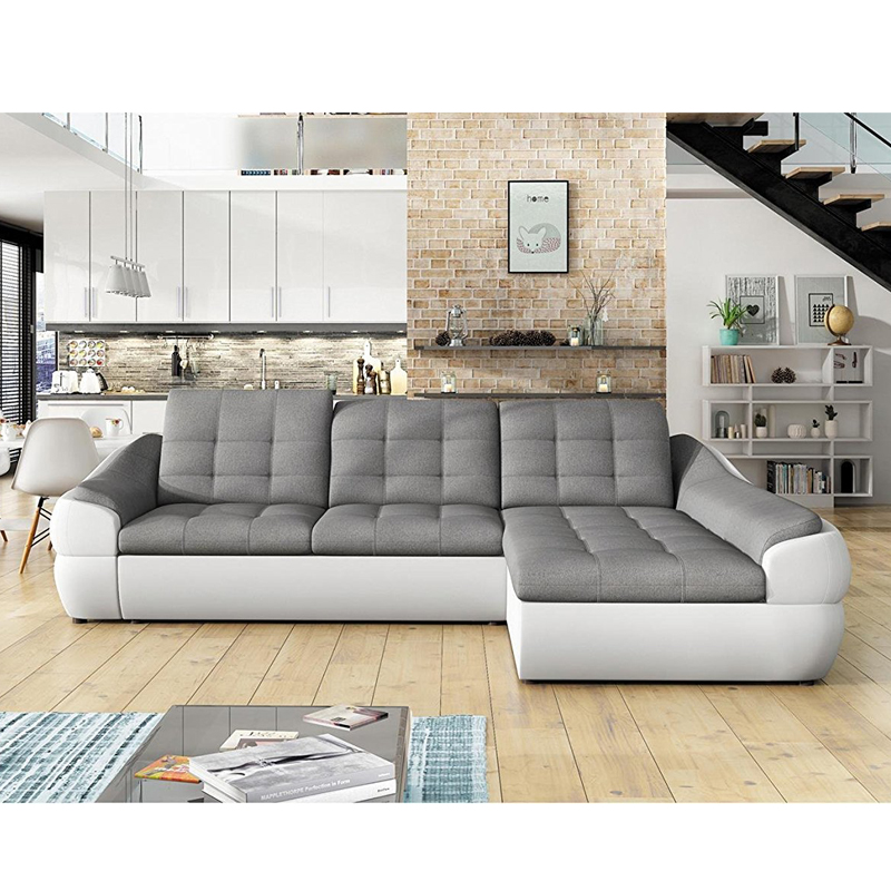 Hot Sale L Shape Sofa Cum Bed,Customized Sofa Bed With Storage Box - Buy Sofa Cum Bed,Sofa Bed,L Shape Sofa Product On Alibaba.com