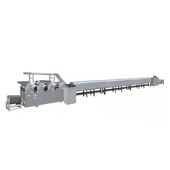 automatic biscuit production line multi-functional biscuit making machine for automatic multi-functional biscuit factory