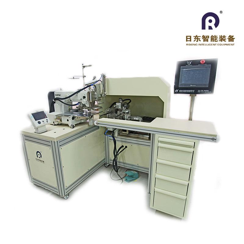 Автоматическая машина для плетения штор