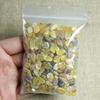 Kuning agate 5-9mm