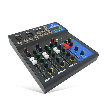 GAX-UF4 Power Mixer Usb BT Made In China