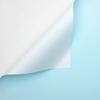 131 Light Blue+White