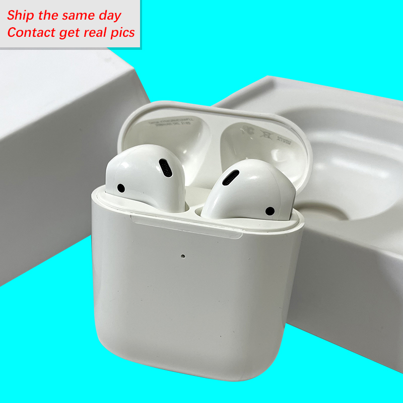 GPS Popup Window Wireless Charge TWS Rename FOR Airpod Generation Apple 2 1:1 Iphone Original Airpods Pro - idealBuds Earphone | idealBuds.net