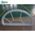 Double Glass Arch Aluminum Fix Grill Windows