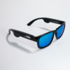 UV 400 Polarized Blue lens