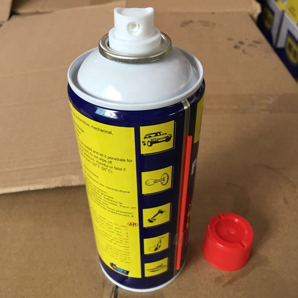 Base oil and car lubricant application anti-rust lubricant spray rust prevent lubricant oil spray