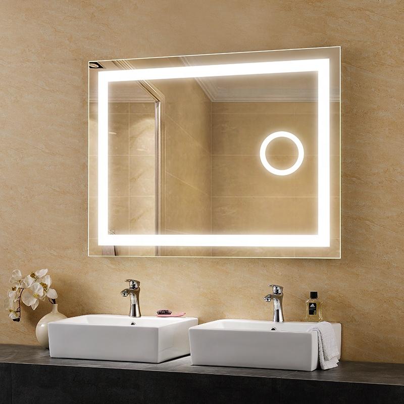 Hotel Led Illuminated Bathroom Mirrors Buy Illuminated Bathroom Mirrors Hotel Illuminated Bathroom Mirrors Led Illuminated Bathroom Mirrors Product On Alibaba Com