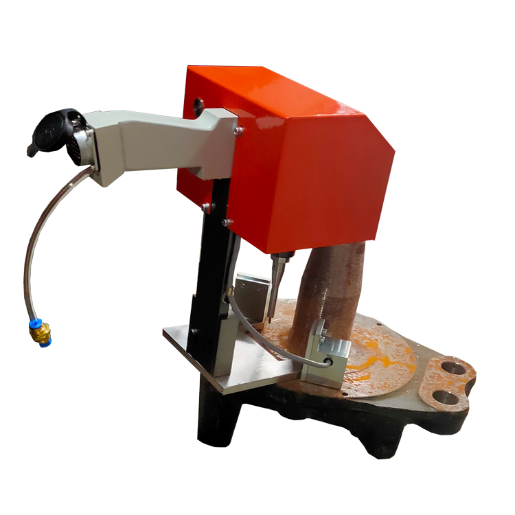 portable pneumatic marking machine dot peen pneumatic marking machine for car chassis