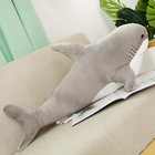 China Toy China Plush Toy Amazon Select Supplier China Shark Animals Soft Baby Cheap Stuffed Plaything Children Staff Kid Peashooter Doll Plush Toy