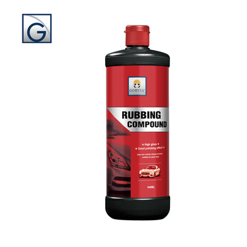 China Wholesale Rubbing Compound For Car Paint Mirror Reductant 946ml Abrasive Polishing Car Wax