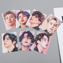 Альбом KPOP Bangtan Boys, ломо карты, открытка, украшение, самодельные корейские группы, фотооткрытка, канцелярские принадлежности, школьные принад...(Китай)