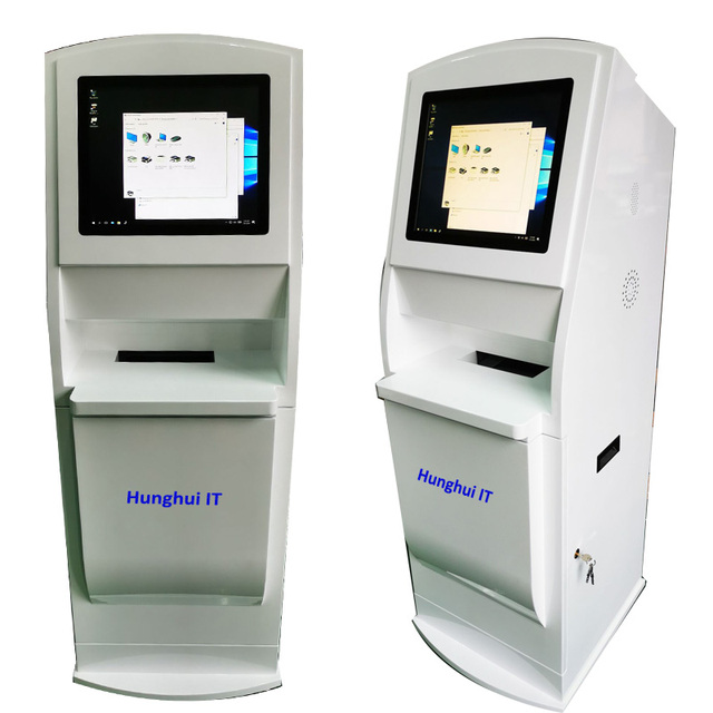 A4 documents Printing Scan Form Filling self service printing kiosk