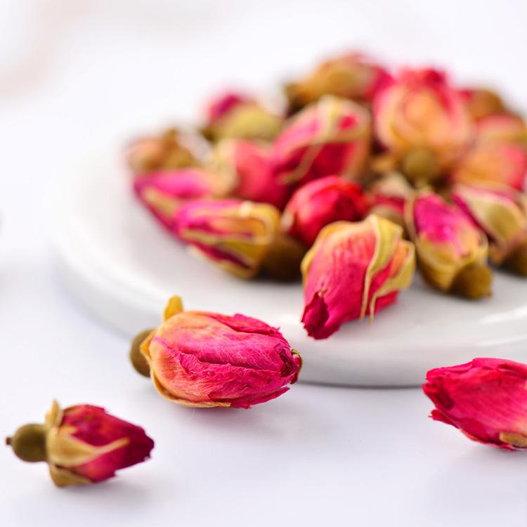 Wholesale fresh blooming flower rose herbal health tea - 4uTea   4uTea.com