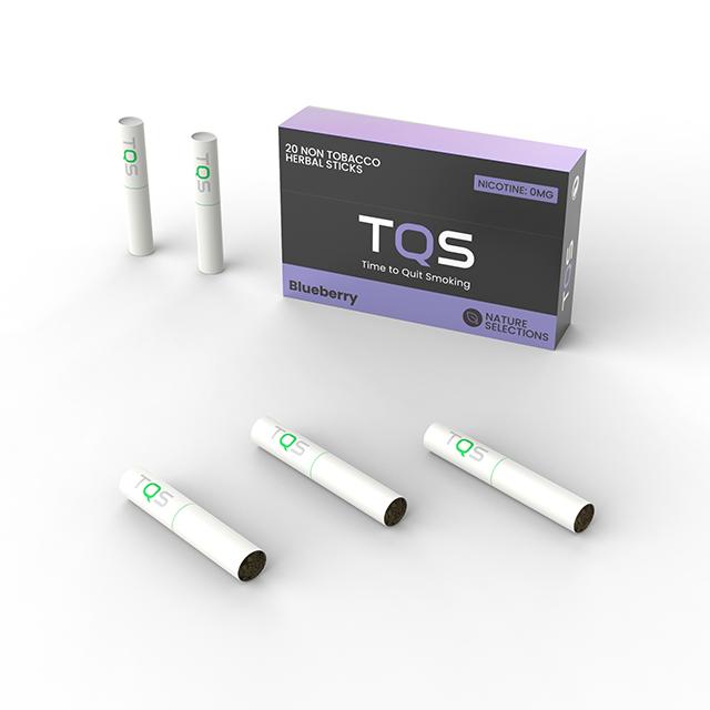 Заводская дешевая цена TQS палочка нагревательная палочка с листом табака для табака нагревательное устройство