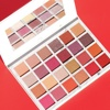 24 color blood eyeshadow palette