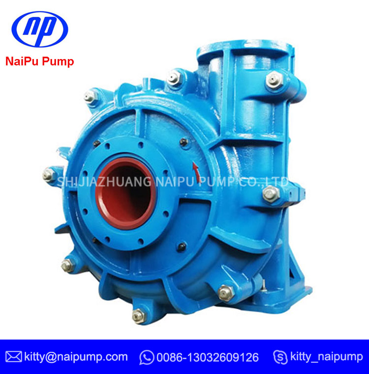 Gold Copper Mining Pump for discharge slurry from Scrubber to Cyclone Gold Copper Mining Pump for discharge slurry from Scrubber to Cyclone