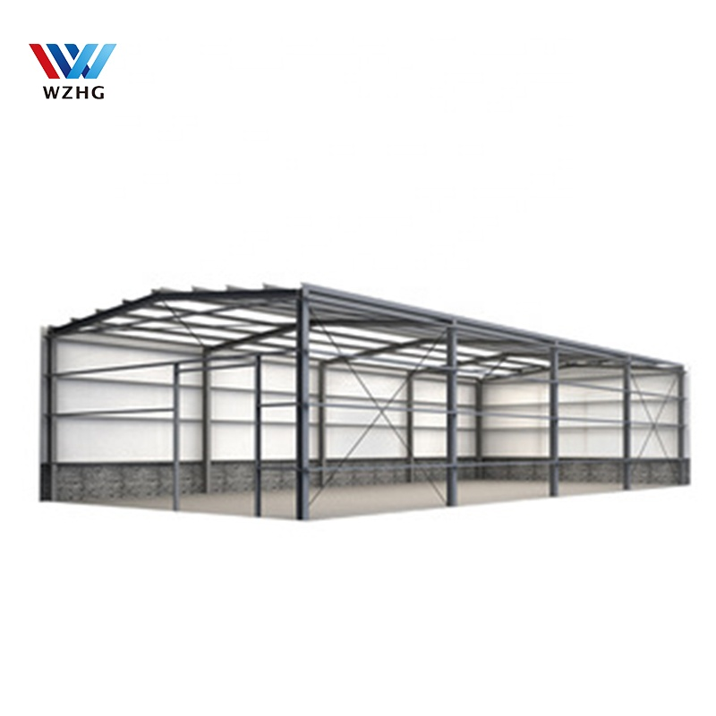 Cheap price sale China low cost prefabricated steel structure prefab warehouse for sale