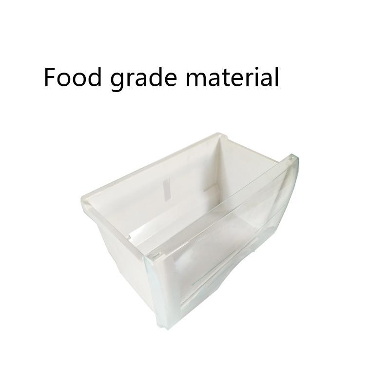 Универсальный оригинальный ящик для холодильника, фруктов и овощей, холодильник с морозильной камерой, запчасти, аксессуары