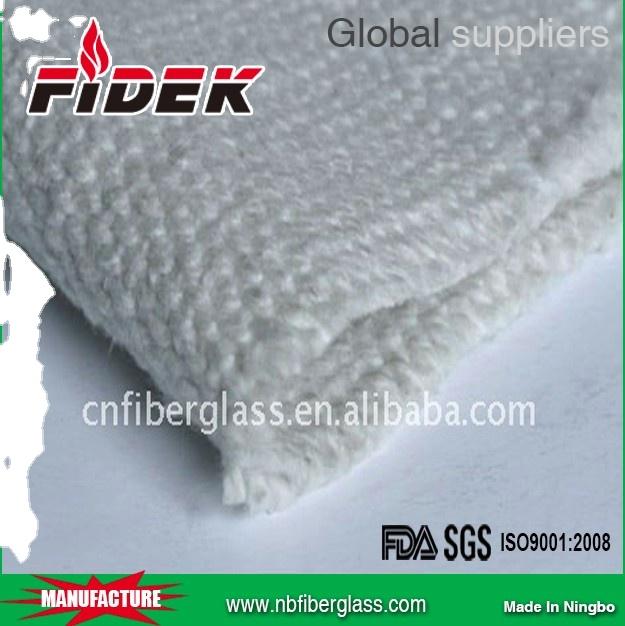 Крупногабаритная промышленная стандартная тканая печь, керамическая огнеупорная волоконная ткань