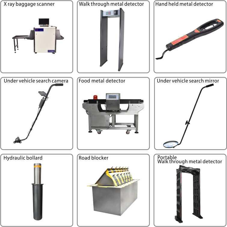 2021 г., оборудование для обеспечения безопасности в торговых центрах, рентгеновский сканер багажа