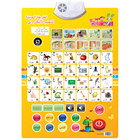 Toys Mp3 Toy Learning Chart Wholesale Kids Educational Toys Arab Learning Poster Quran Mp3 Chart Toy
