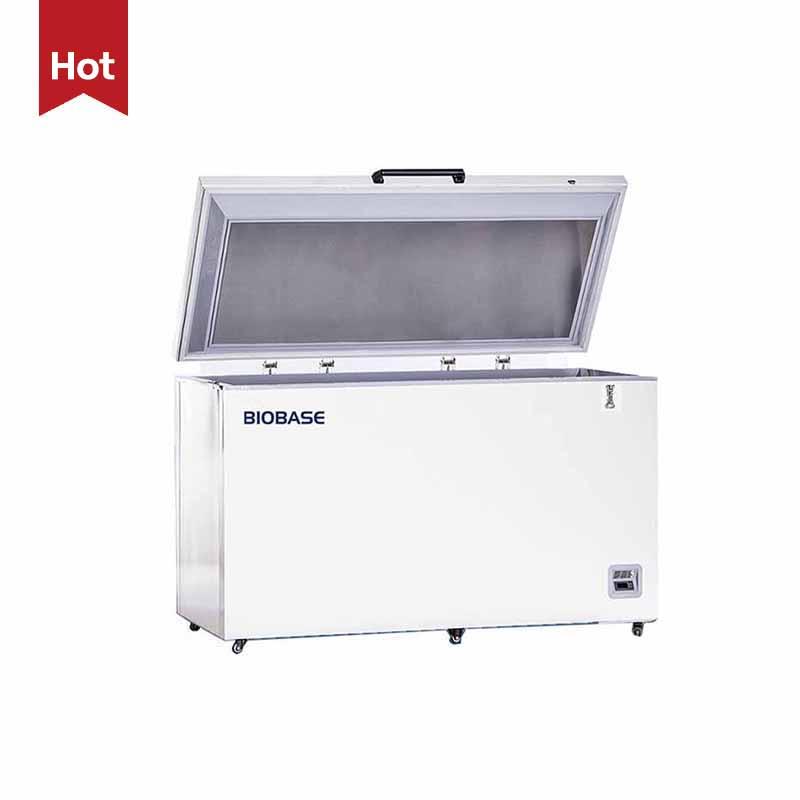 BIOBASE Manufacture -25C горизонтальная морозильная вакцина 225L морозильная камера с ультра низкой температурой