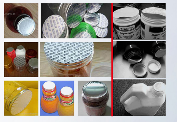 400A hand held induction aluminum foil sealing machine plastic bottle medicine bottle food induction heat sealer
