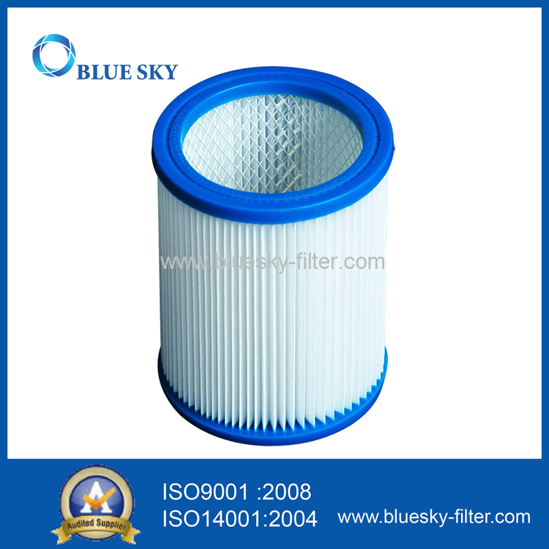 Cylinder Canister Cartridge HEPA Filter for Fein Turbo Vacuum Cleaner