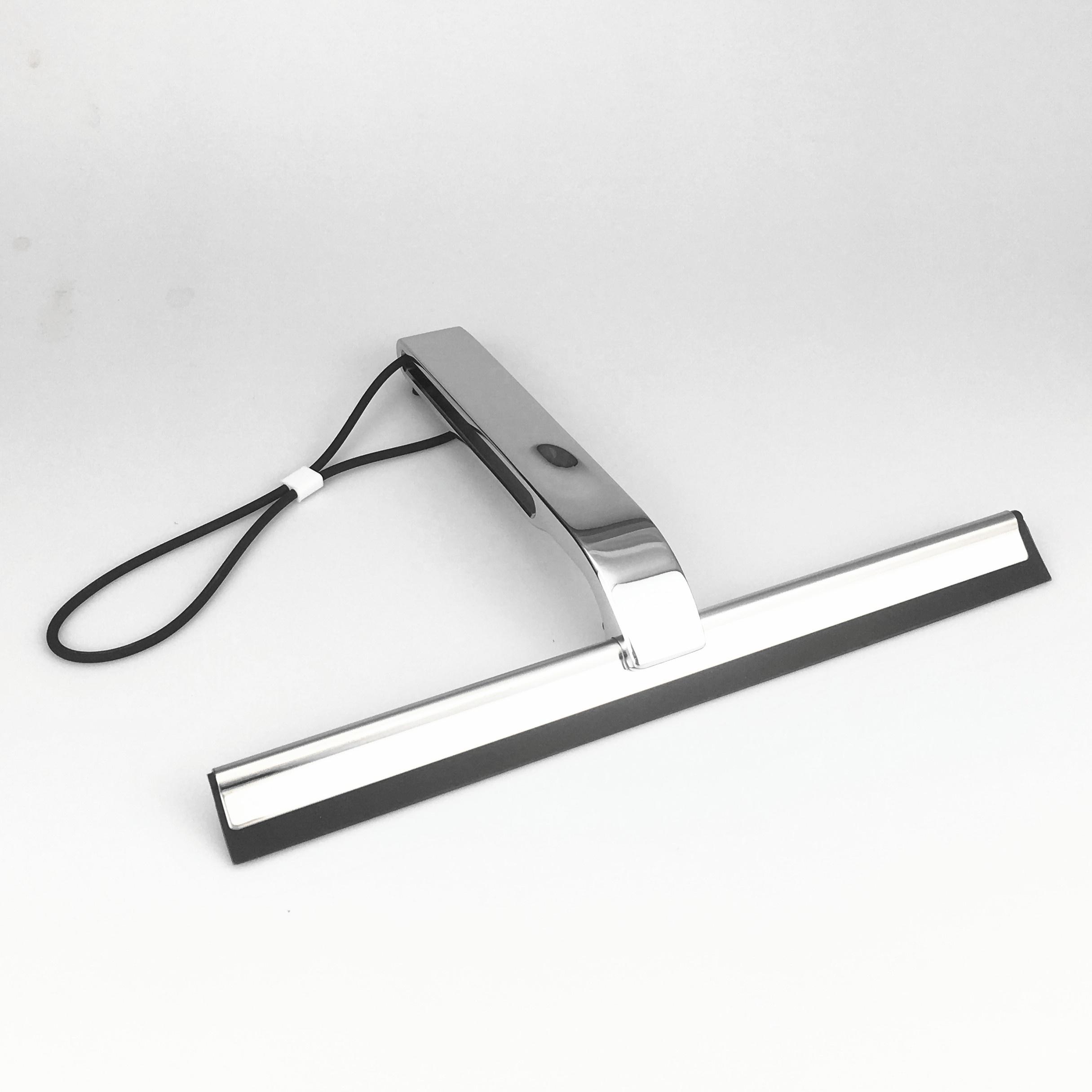 Автомобильное стекло и душевая комната стекло латунная резиновая щетка для очистки окон