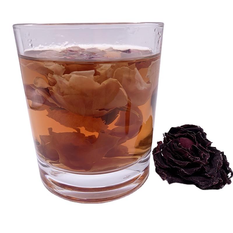 0188 mo hong Mei gui yunnan dark red french rose tea organic edible rose buds for tea - 4uTea | 4uTea.com