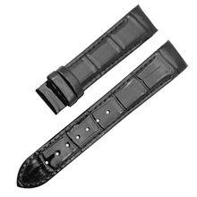 18 мм лакированная кожа женские часы ремешок для Tissot ремешки для часов 1853 женские браслеты женские ремни для Кутюрье T035210 207(Китай)
