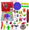 B4 25pcs/set Advent Calendar Set