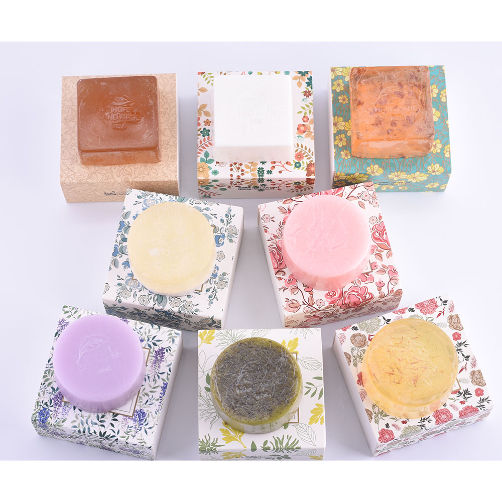 2021 Best Gift OEM SOAP ODM Ningfei Manufacturer soap Luxury Solid Natural Handmade soap For Skin Care body wash