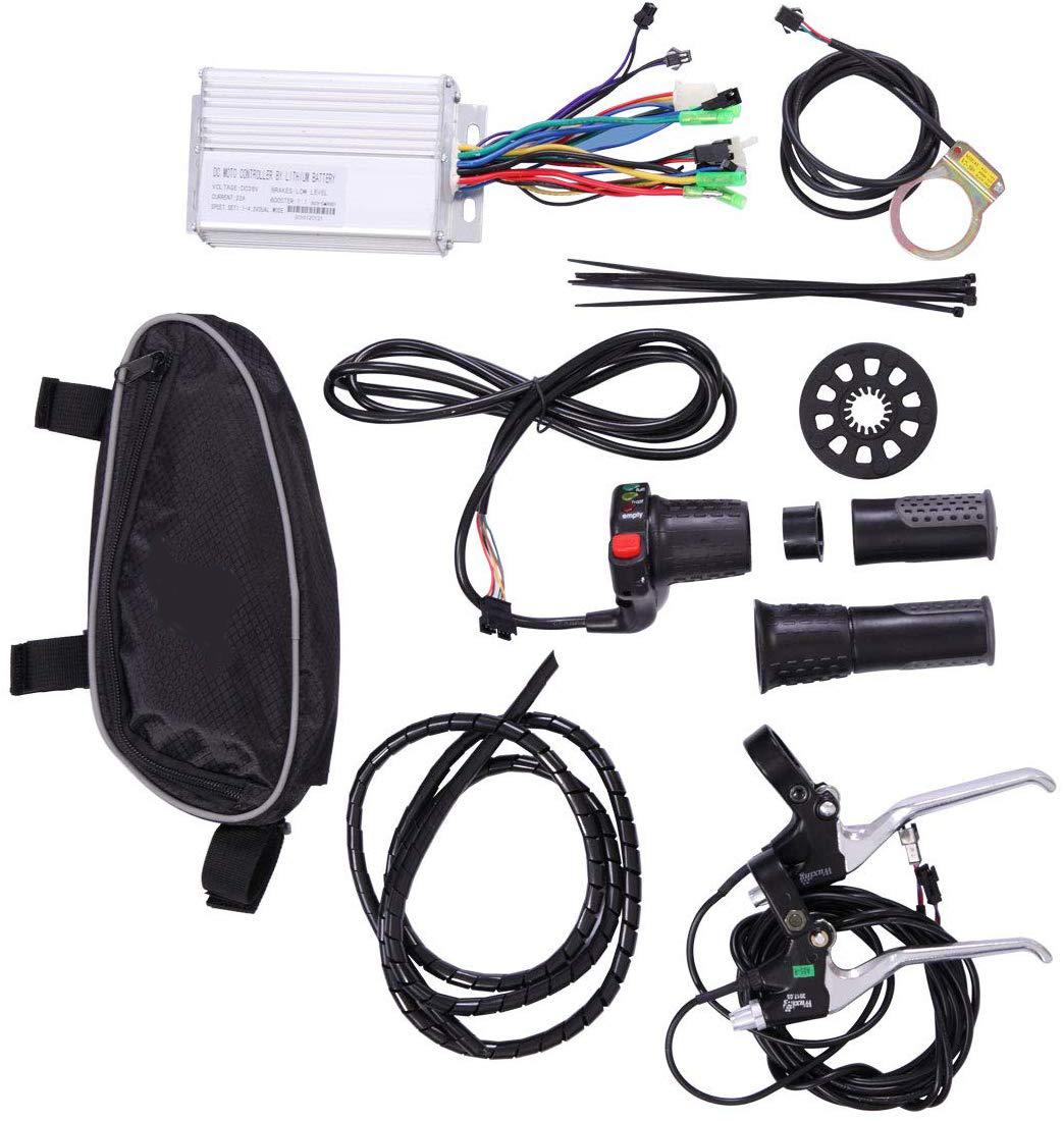 Enduroebike 48v -72v 1000w 3000w electric bike conversion kit /ebike kit/electric bike part