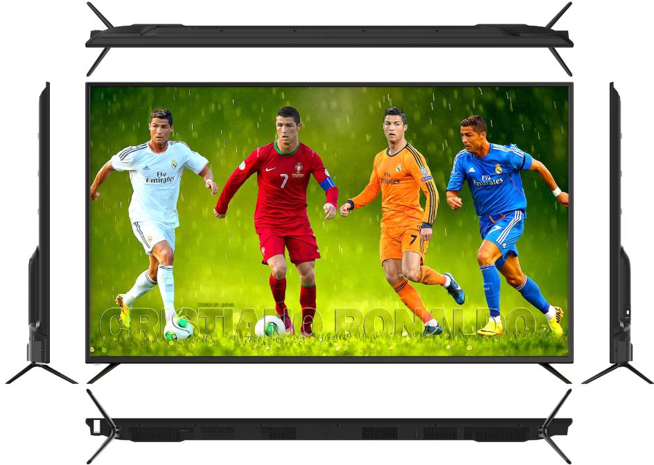 Горячая Распродажа, поддержка телевизора, 55 дюймов, OEM ODM SKD HD 4K Smart TV OLED TV